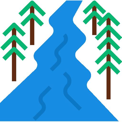 rio  grátis ícone