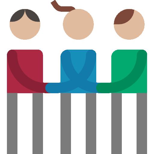 equipe  grátis ícone
