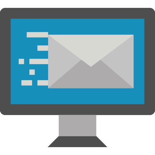 o email  grátis ícone