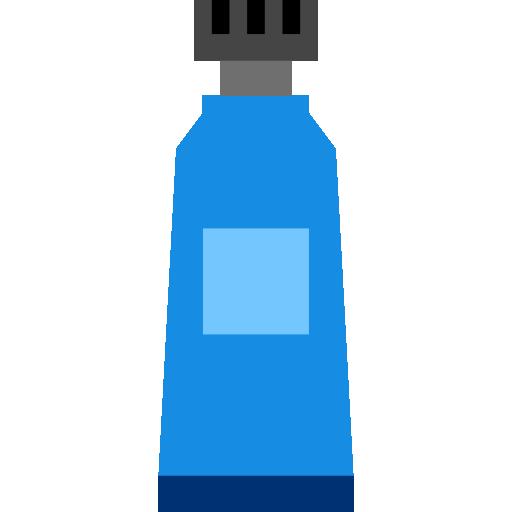 tubos de cor  grátis ícone