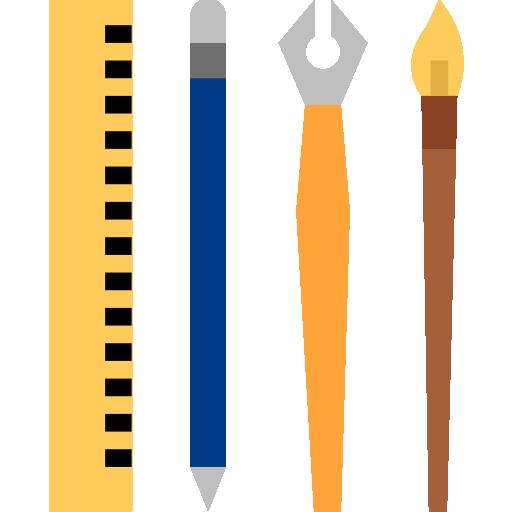 ferramentas de design  grátis ícone