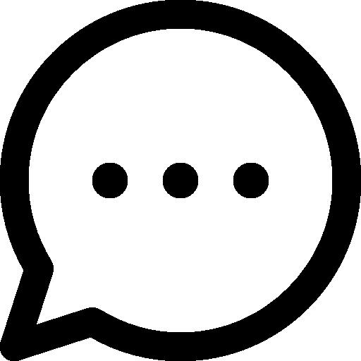 mensajero  icono gratis