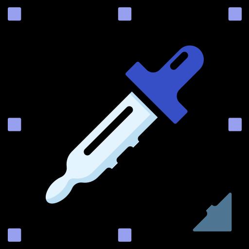 farbe wählen  kostenlos Icon