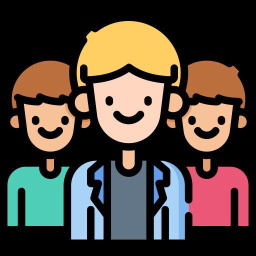 gruppe  kostenlos Icon