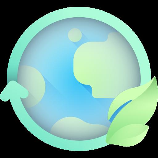 Écologie  Icône gratuit