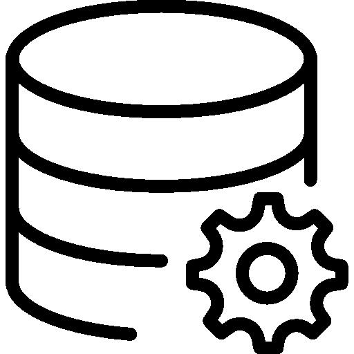 데이터 베이스  무료 아이콘