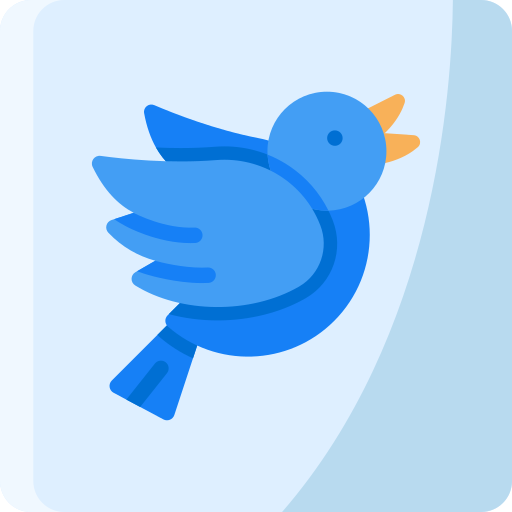 twitter 로고  무료 아이콘