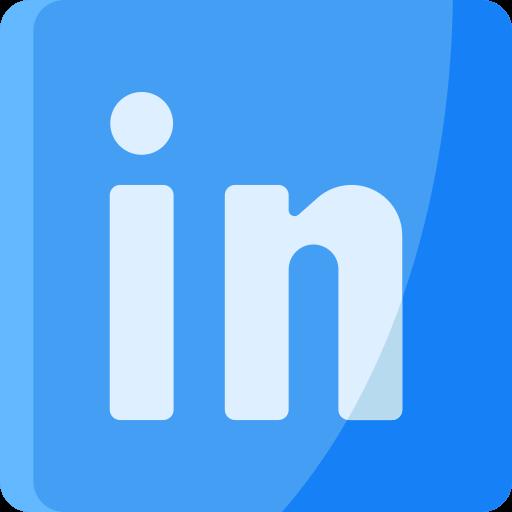 linkedin logo  kostenlos Icon