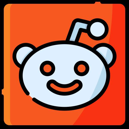 logotipo de reddit  icono gratis