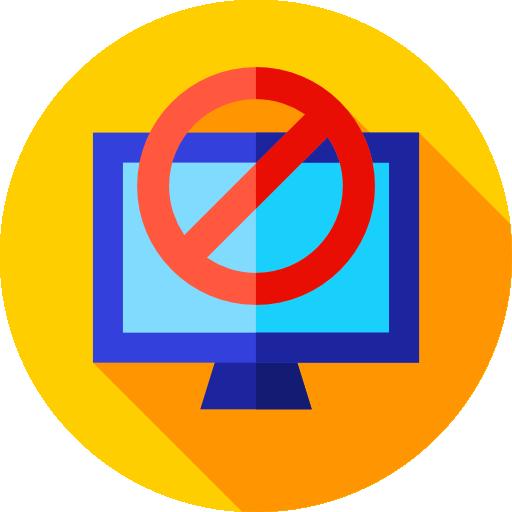 No television  free icon