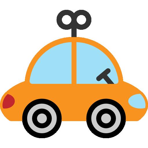 Car toy  free icon