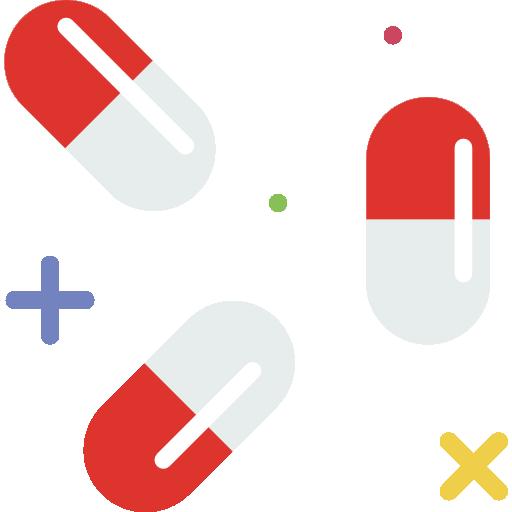Pills  free icon