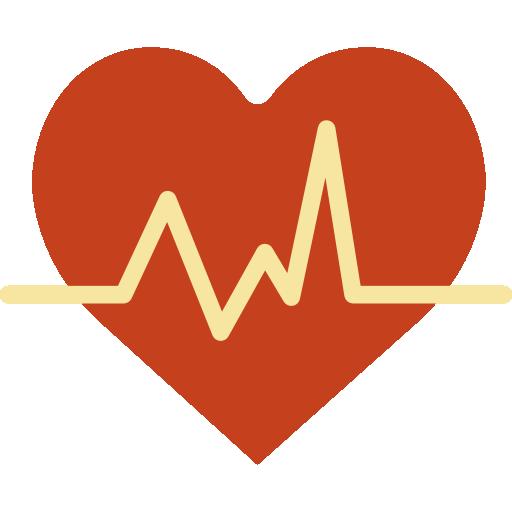 Cardiogram  free icon