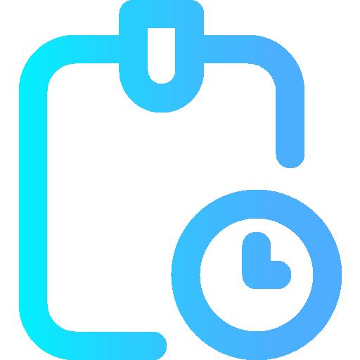 planification des tâches  Icône gratuit