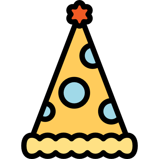 Hat party  free icon