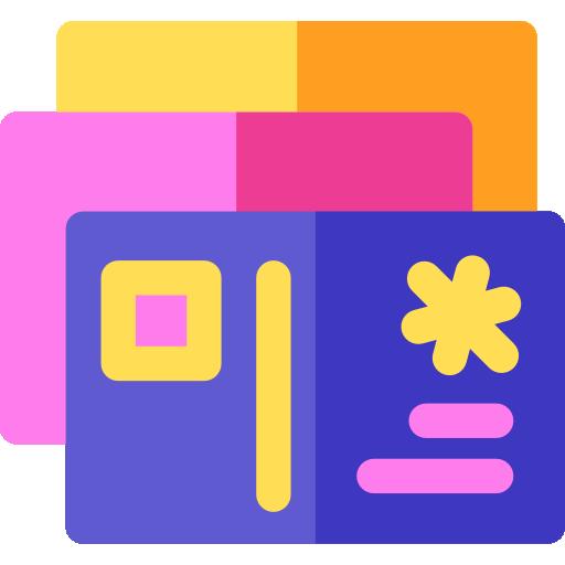인사말 카드  무료 아이콘