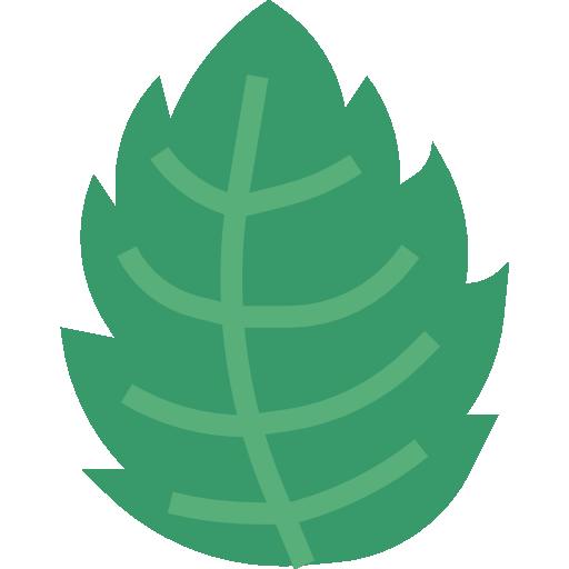 Mint  free icon
