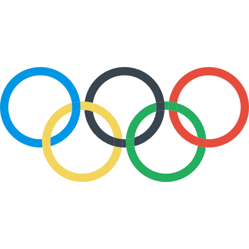 Olympic games  free icon