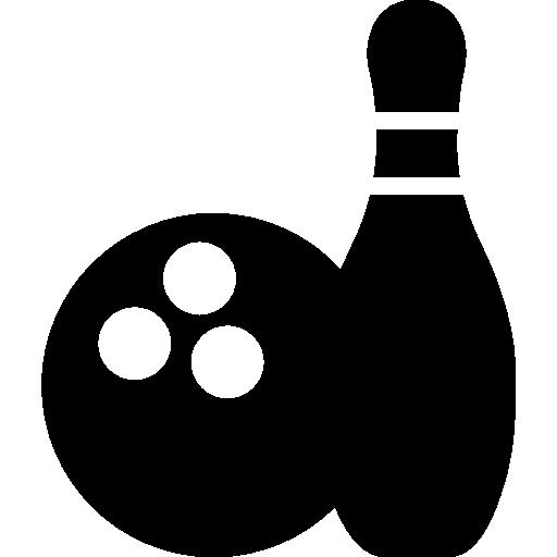 Боулинг  бесплатно иконка