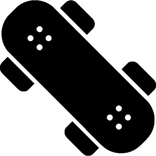 Скейтборд  бесплатно иконка