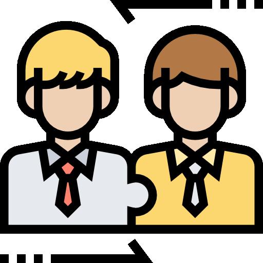 Partnership  free icon