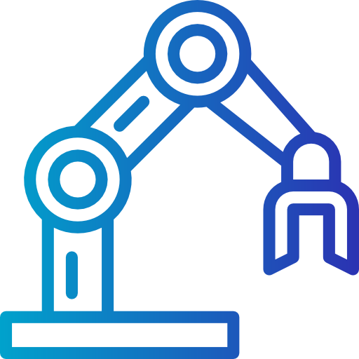 bras robotique  Icône gratuit