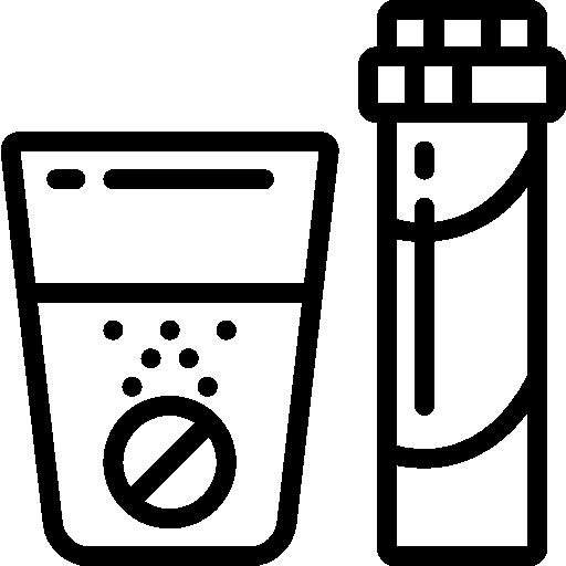 Effervescent  free icon