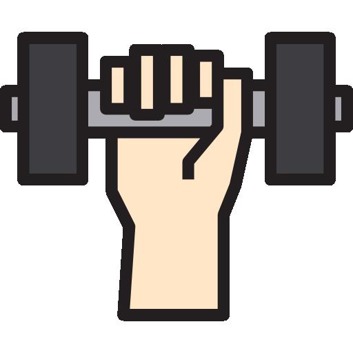 Гиревой спорт  бесплатно иконка