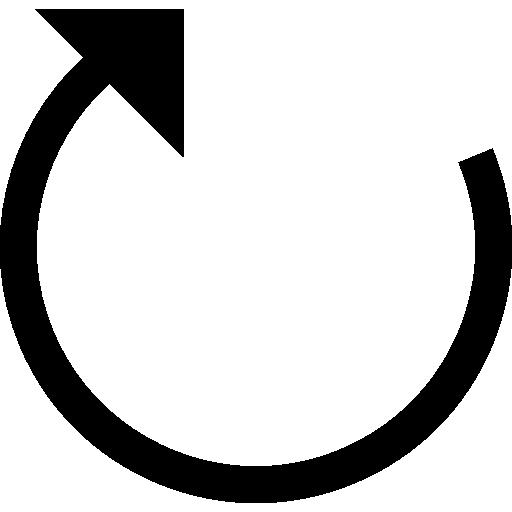 rehacer  icono gratis