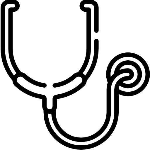 Stethoscope  free icon