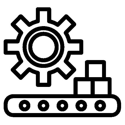 fabricar  grátis ícone