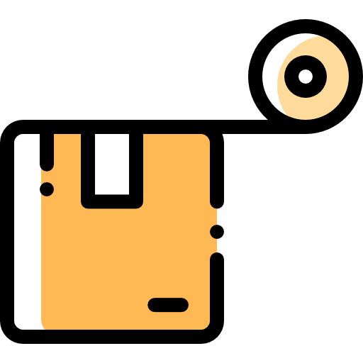Duct tape  free icon