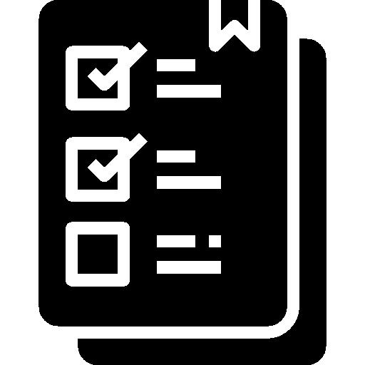 Список дел  бесплатно иконка