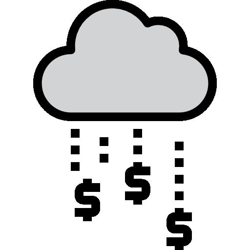 디지털 머니  무료 아이콘
