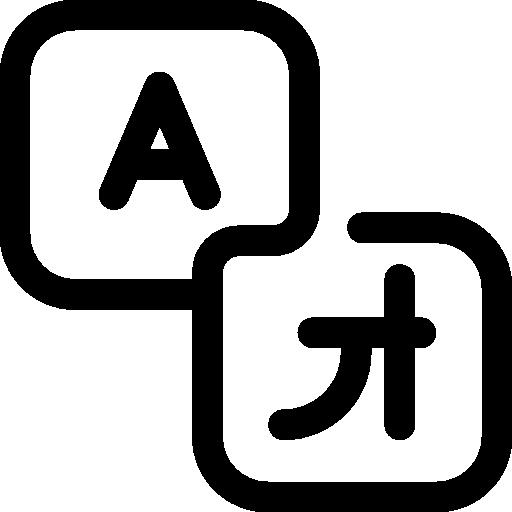 Translator  free icon