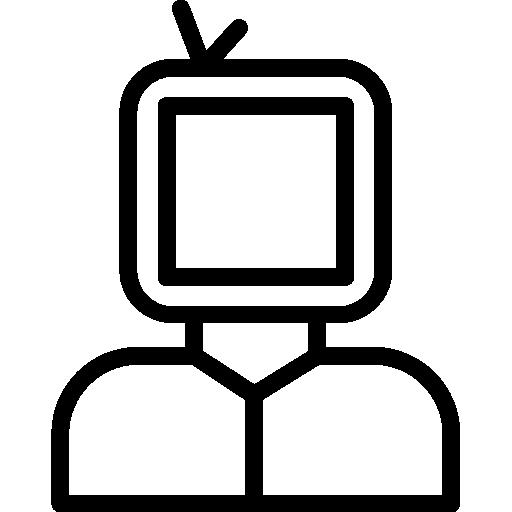 Journalist  free icon