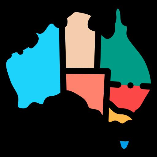 Австралия  бесплатно иконка
