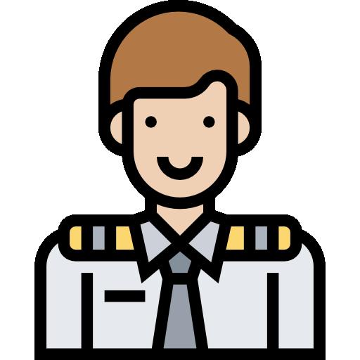 Steward  free icon