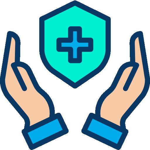 의료 보험  무료 아이콘