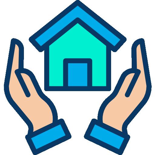 주택 보험  무료 아이콘