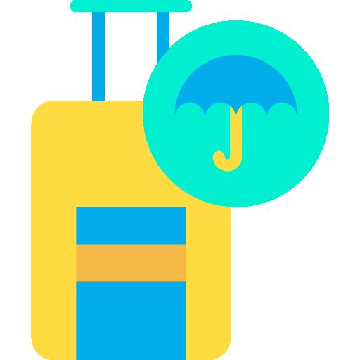 assurance bagages  Icône gratuit