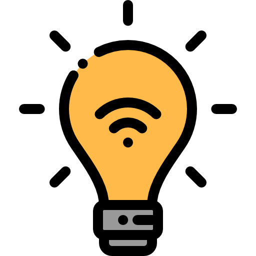 Smart energy  free icon