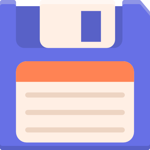 disquette  Icône gratuit