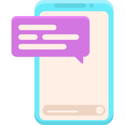texte  Icône gratuit