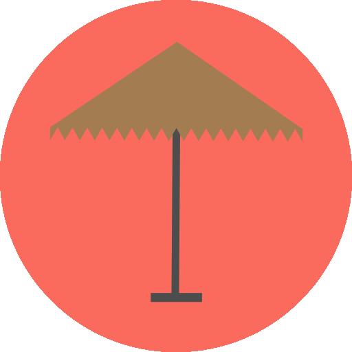 ombrelle  Icône gratuit