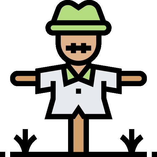 Scarecrow  free icon