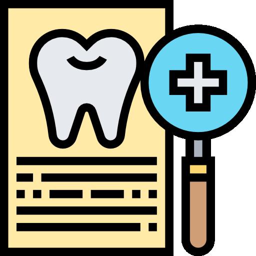 Dental insurance  free icon