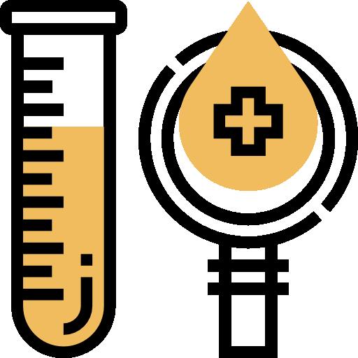 혈액 검사  무료 아이콘