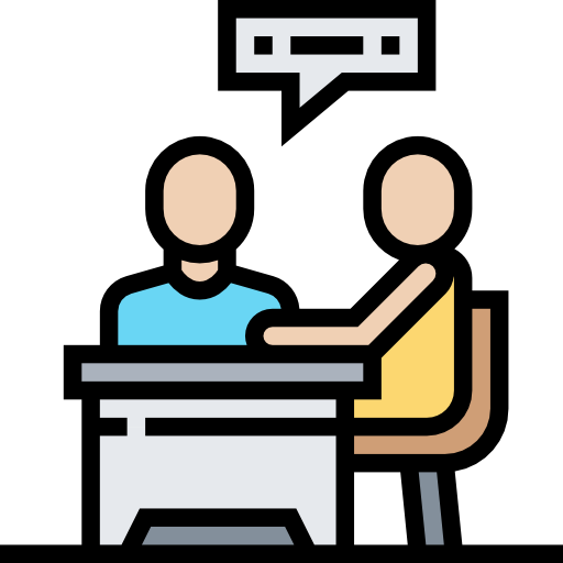 Consultation  free icon