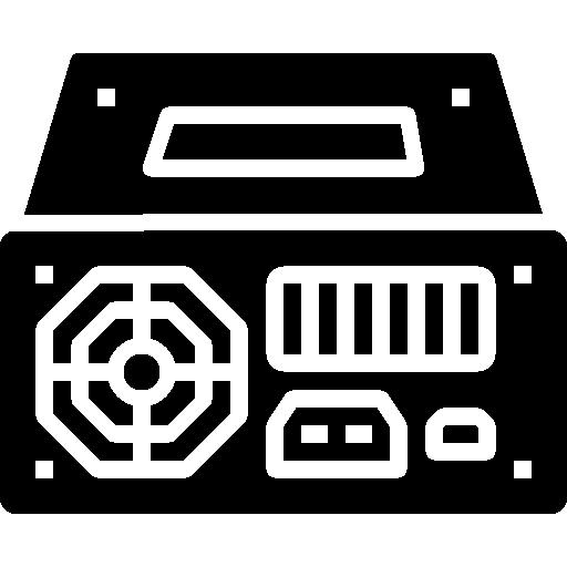fonte de energia  grátis ícone